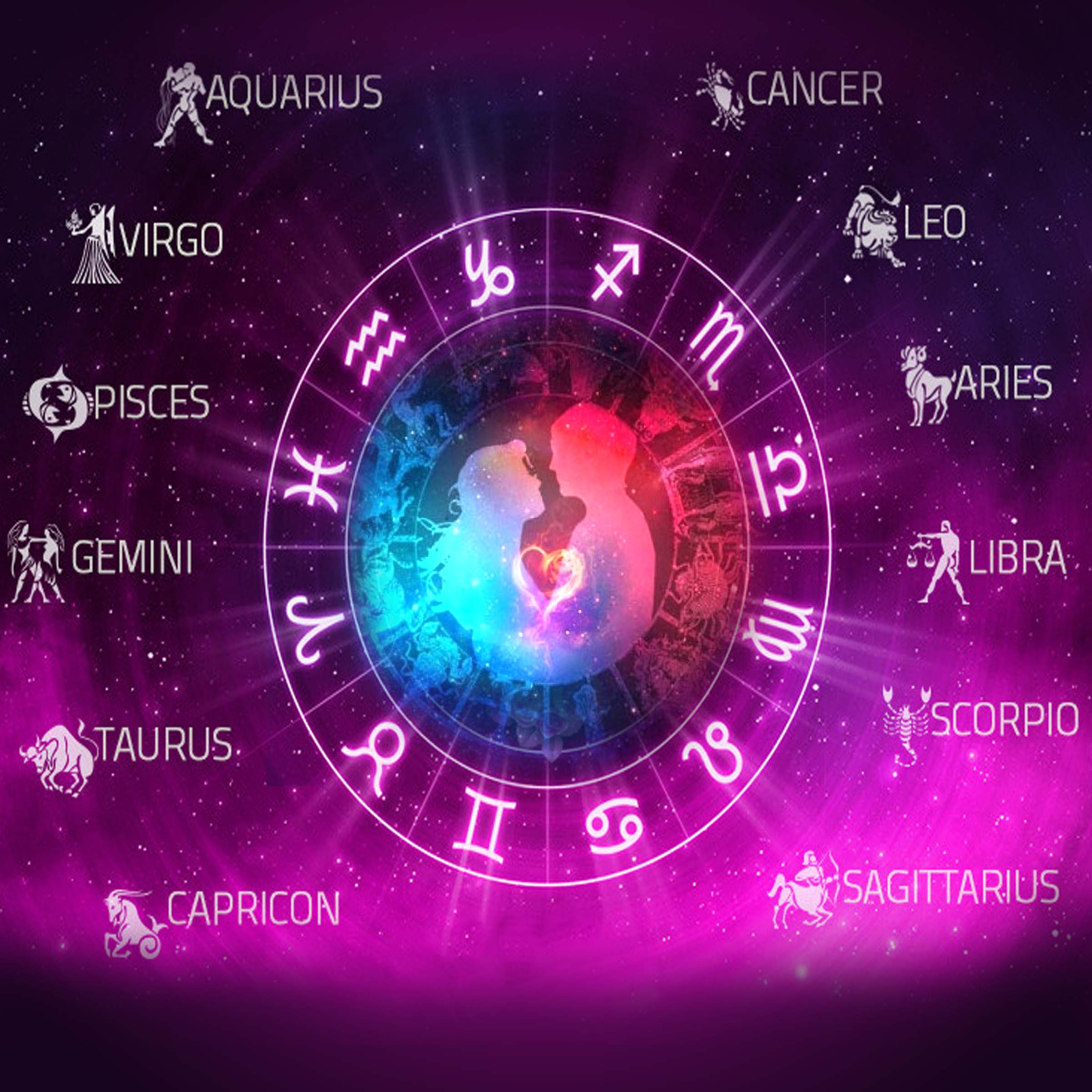 Discover the 12 Love mystery through your signs