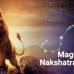 Magha, Purva Phalguni and Uttara Phalguni Nakshatra: An Analysis
