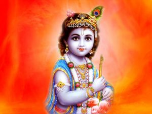 Cute Bal Krishna Full Wide Hd Wallpapers Starstell Astrology