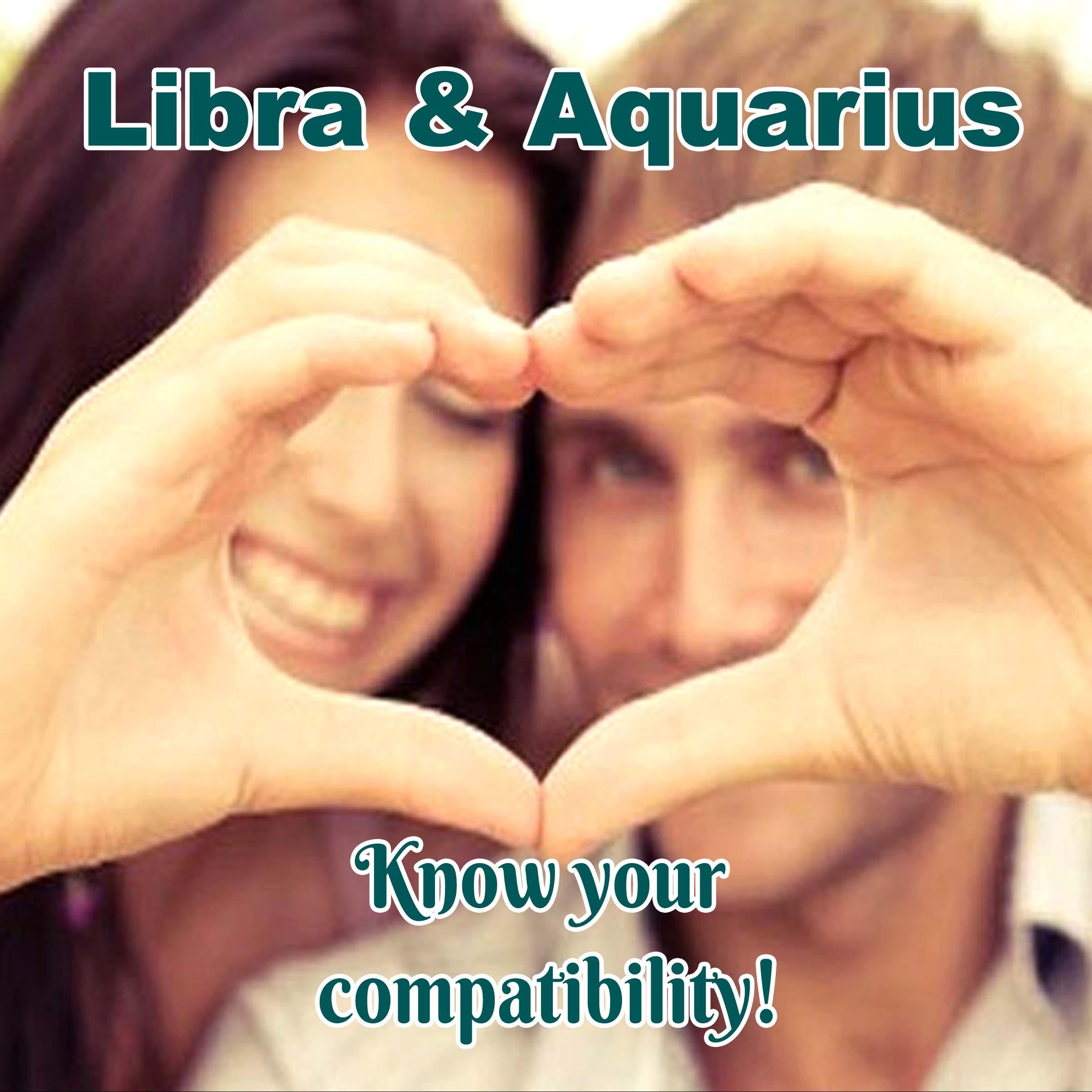 Libra n Aquarius compatibility