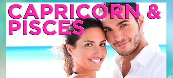 Capricorn Pisces compatibility Banner