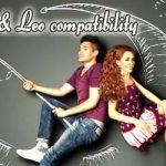 Sagittarius-Leo compatibility