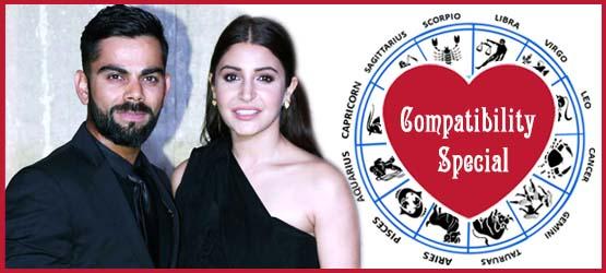 Compatibility Special  Anushka Sharma & Virat Kohli Banner