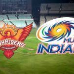 24 April Mumbai Indians vs Sunrisers Hyderabad Mumbai 8:00 PM