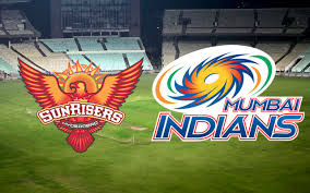 MI Vs Sunrisers Hyderabad