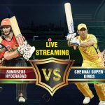 WHO WILL WIN TODAY? PREDICTIONS Hyderabad v/s Chennai Tuesday 22 May 2018 19.00 Mumbai