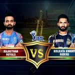 Kolkata v/s Rajasthan Wednesday 23 May 2018 19.00 Kolkata