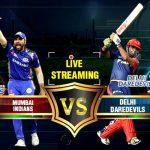 Mumbai v/s Delhi Sunday 20 May 2018 16.00 Delhi