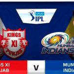 Punjab v/s Mumbai Wednesday 16 May 2018 20.00 Mumbai