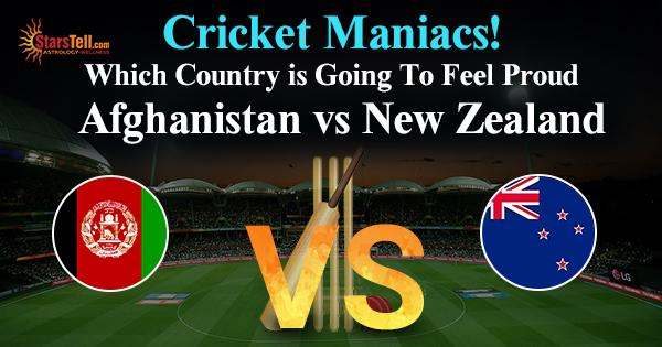 Afghanistan v New Zealand