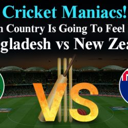 Bangladesh v New Zealand