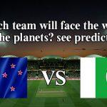 Match 33, New Zealand vs Pakistan