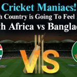 Match 5: South Africa Vs Bangladesh. Know the Cricket Match prediction