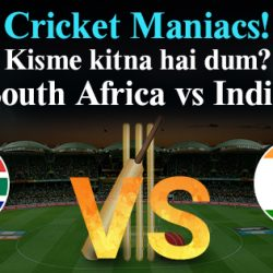South Africa v India