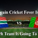 Match 21 - South Africa Vs Afghanistan
