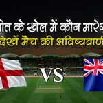 England vs New Zealand, Match 41