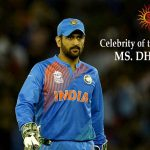 Mahendra Singh Dhoni - an Astrological Analysis