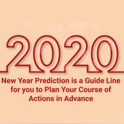 New Year Prediction is a guide line for you to plan your course of actions in advance StarsTell