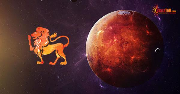 Mars enters Aries