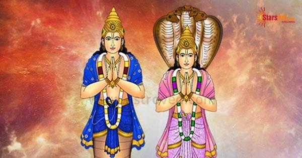 Rahu in Gemini and Ketu in Sagittarius