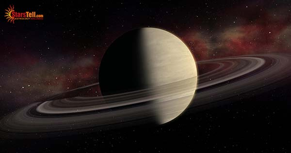 Direct Motion of Saturn