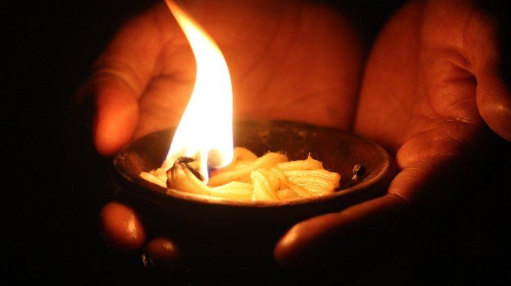 Diwali-North-india-diya