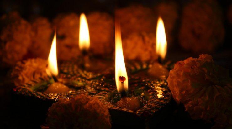 Diwali-diyas