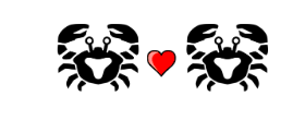 Cancer Love Compatibility with Cancer