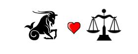 Capricorn Love Compatibility with Libra