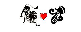 Leo Love Compatibility with Aquarius