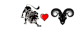 Leo Love Compatibility with Aries