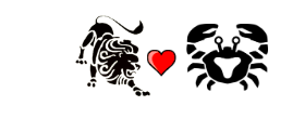 Leo Love Compatibility with Cancer