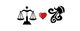 Libra Love Compatibility with Aquarius