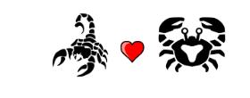 Scorpio Love Compatibility with Cancer