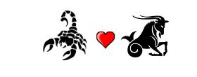 Scorpio Love Compatibility with Capricorn