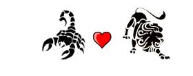 Scorpio Love Compatibility with Leo