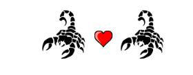 Scorpio Love Compatibility with Scorpio