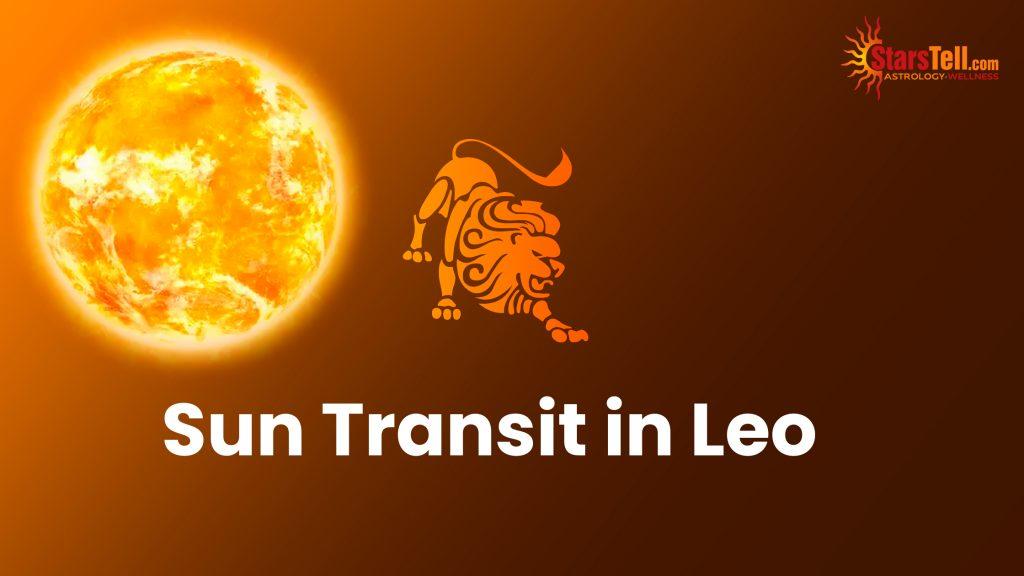 Sun-Transit-in-Leo