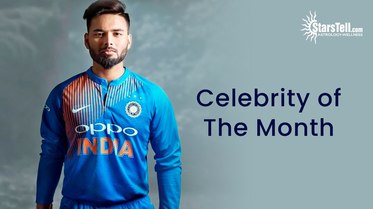 How Venus is influencing the career line of Rishabh Pant? Read about it in detail
