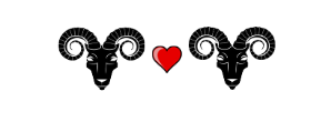 Love Compatibility of Aries & Aries