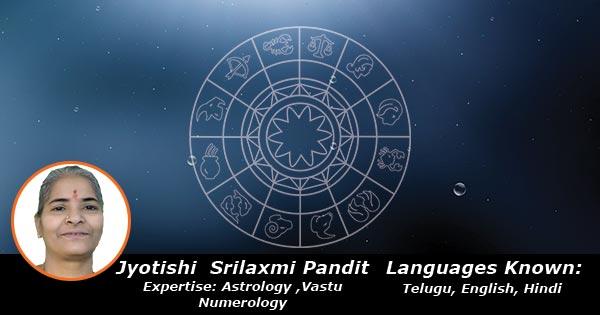 Jyotishi-Srilaxmi-Pandit