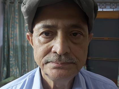 Jyotish Guru Gunanand Jha