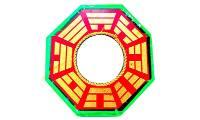 Starstell, Bagua Mirror, Ba Gua Mirror, Pa Kua Mirror. Small Bagua Mirror, Big Bagua Mirror, Starstell Colourful 6