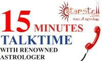15 Min Talk to Astrologer Pack