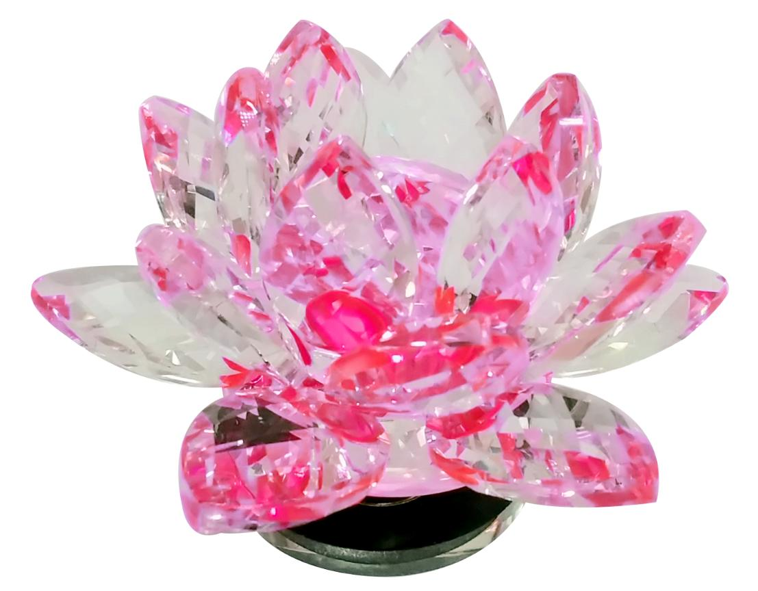 Pink Lotus With Base Original Vastu Items